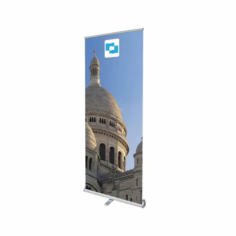 Roll up banner comfort