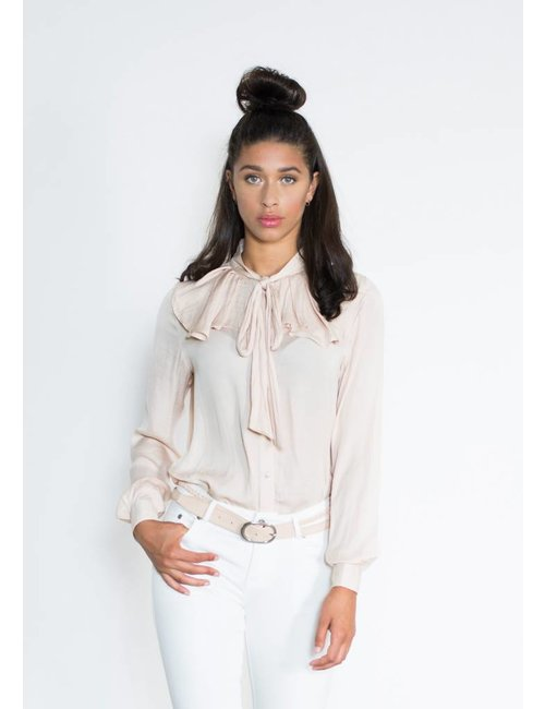 Jacky Luxury Blouse met strik