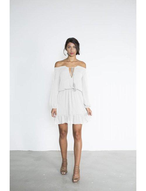 Jacky Luxury Off - shoulder jurk
