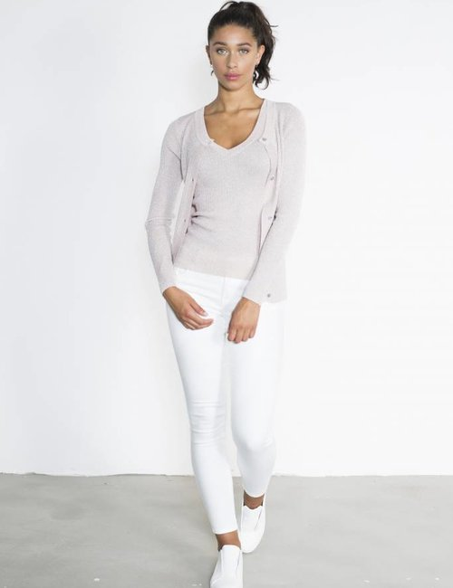 Jacky Luxury Glitter vest
