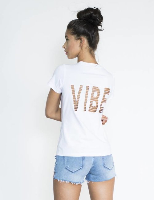 Jacky Luxury T-shirt Vibe