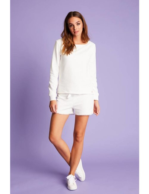 Jacky Luxury Comfy shorts met striksluiting