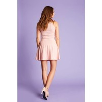 A-lijn jurk met glitters