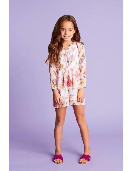 Jacky Luxury Jumpsuit met bloemenprint