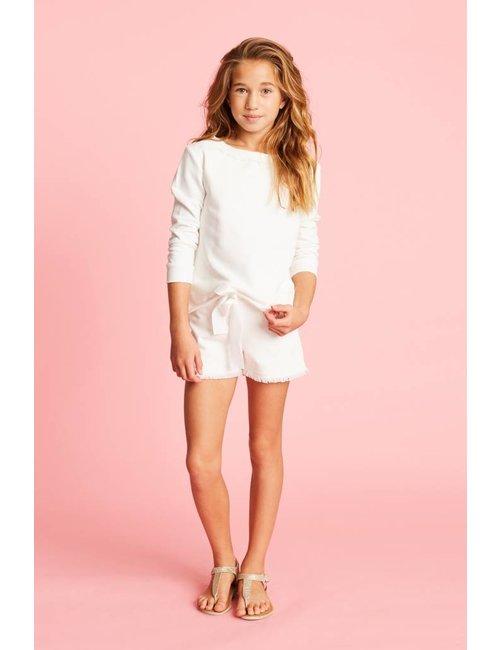 Jacky Luxury Comfy shorts met striksluiting