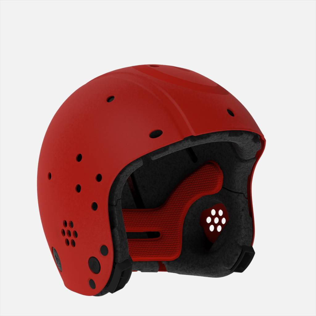 EGG Helmets Red Helmet