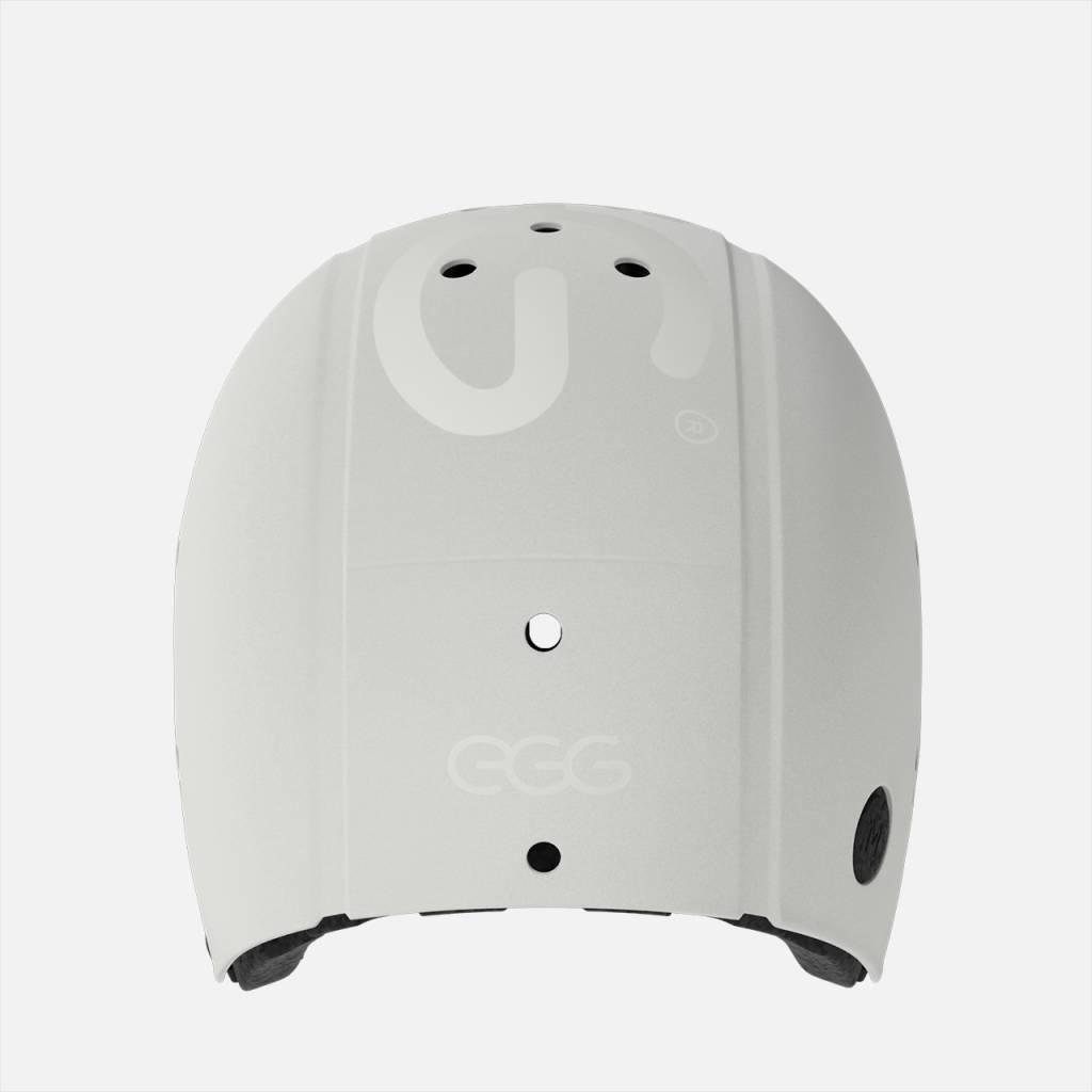 EGG Helmets White Helmet