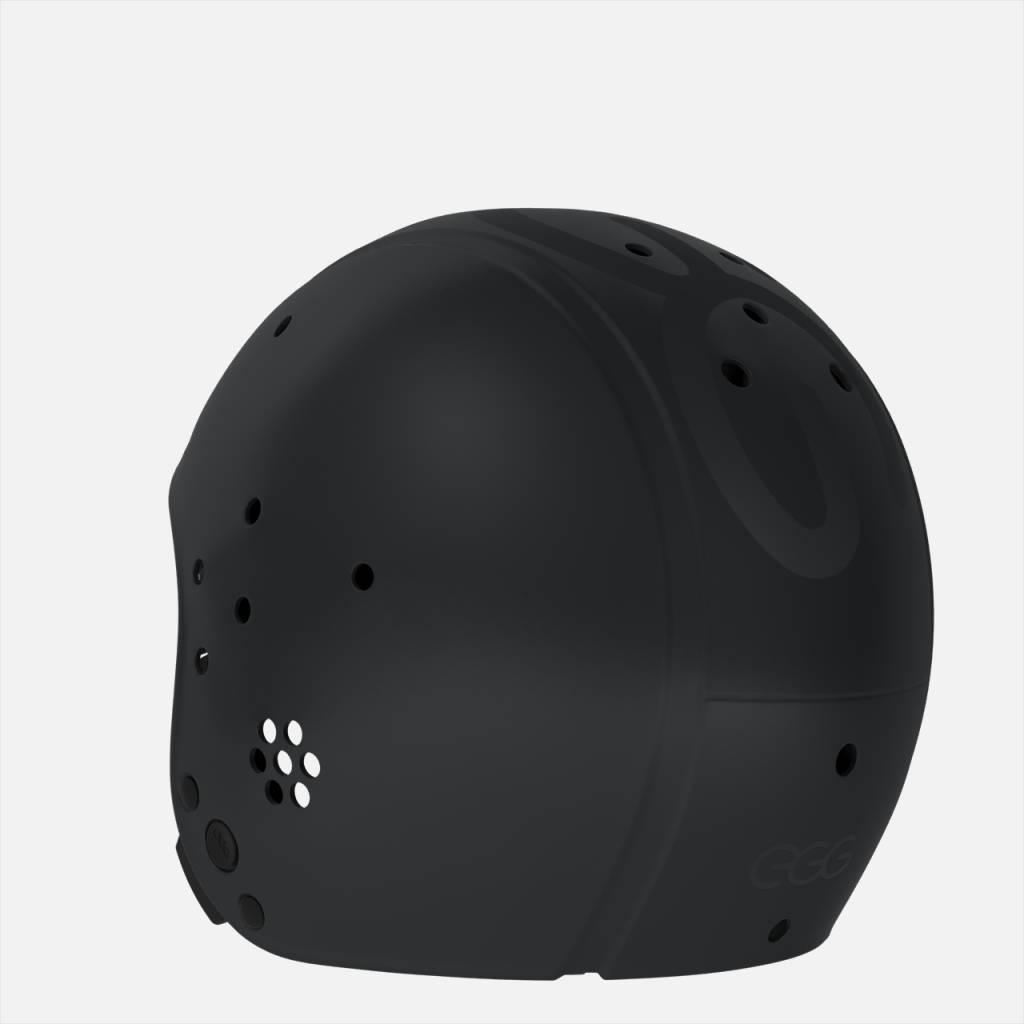 EGG Helmets Dark Grey Helmet