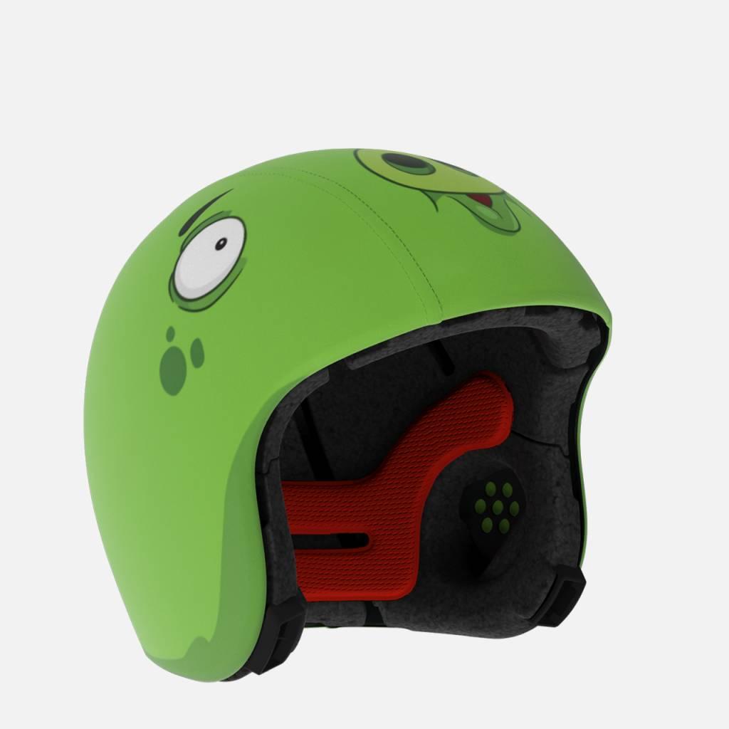 EGG Helmets Angry Birds Green Skin