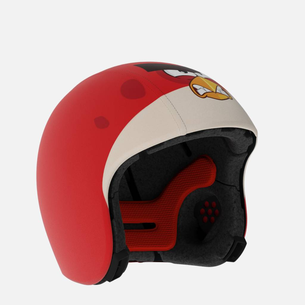 EGG Helmets Angry Birds Red Skin