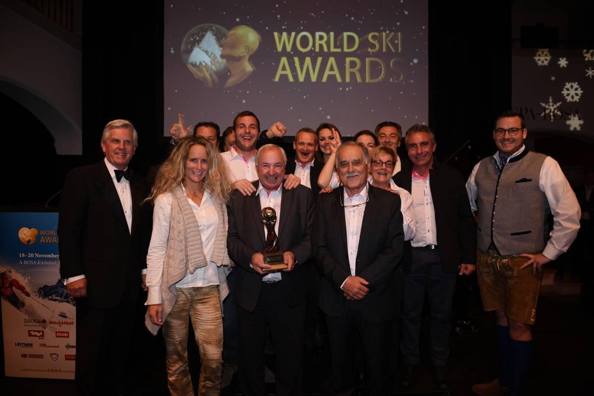 Best ski resorts of 2016.