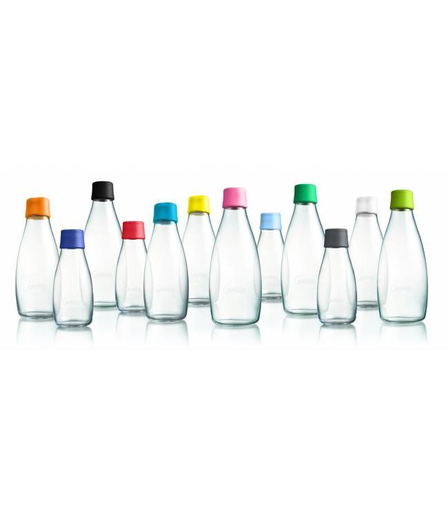 Retap Waterfles glas Retap 0,8 liter
