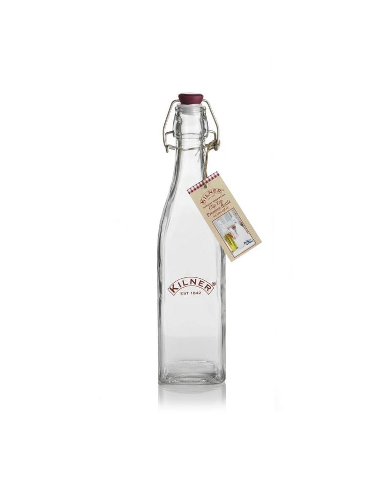 Kilner Vierkante fles 550 ml