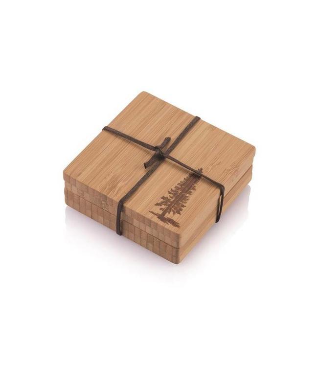 Bambu Bamboe onderzetters naaldboom (-10%)