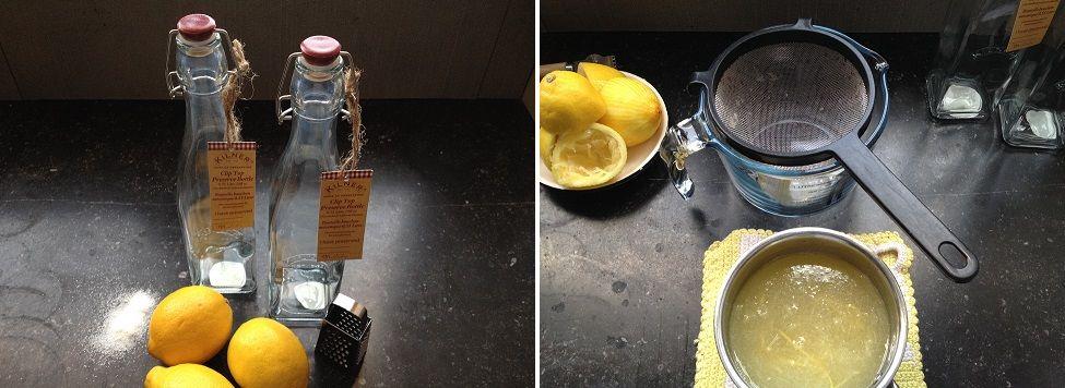Lemonade maken doe je zo!