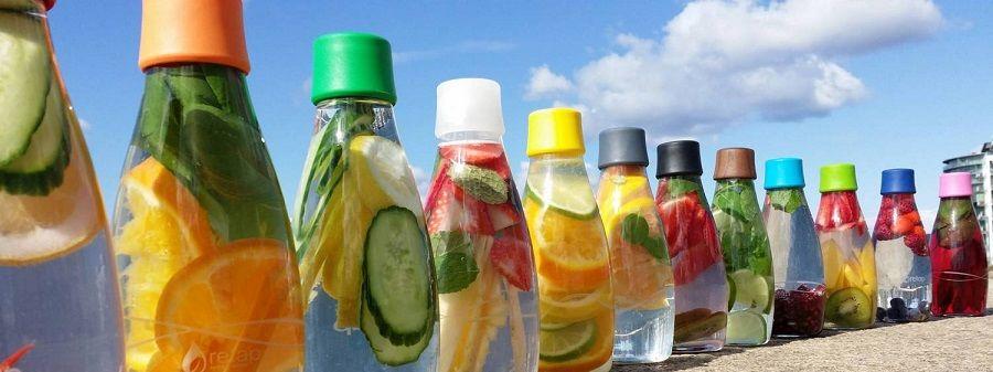 Retap waterfles, kwalitatief en duurzaam