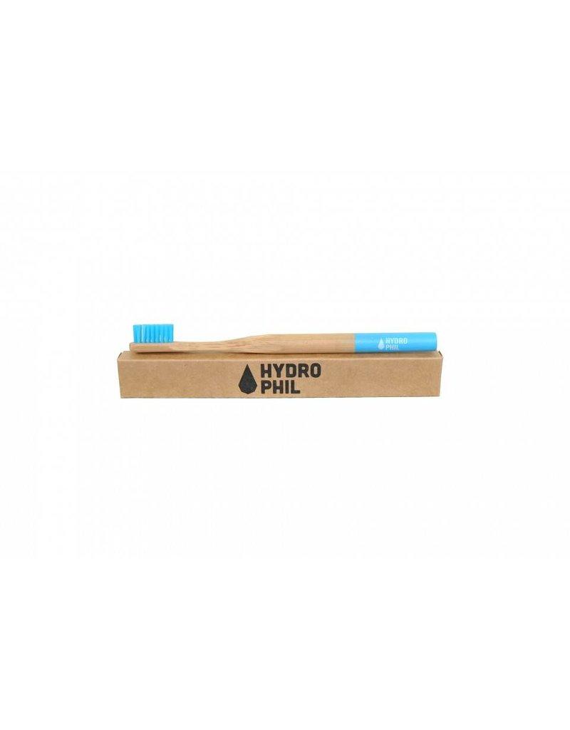 Hydrophil Bamboe Tandenborstel Blauw soft