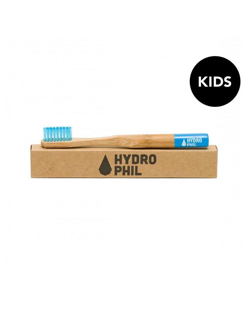 Hydrophil Bamboe Tandenborstel Kids blauw