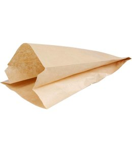 Papieren boterhamzakjes