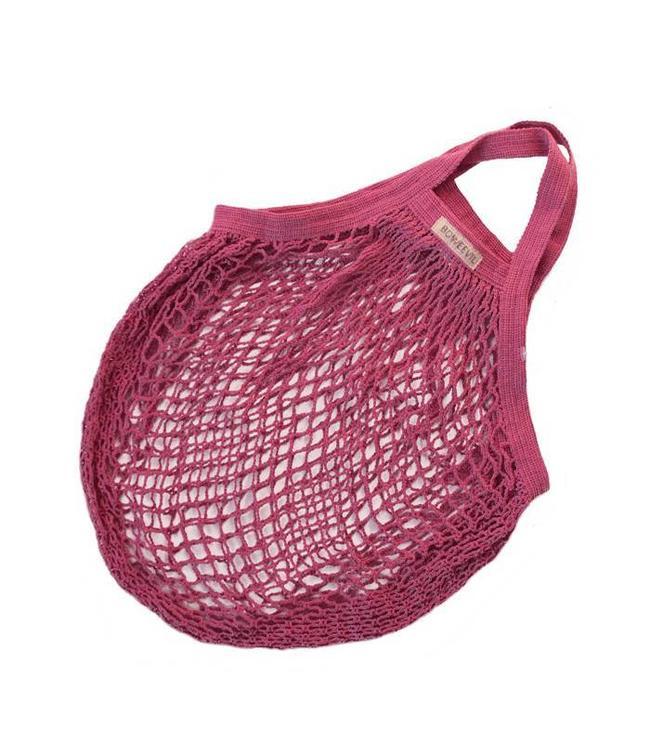 Roze nettasje biokatoen