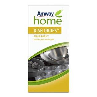 Amway HOME™ DISH DROPS™ SCRUB BUDS™ Topf- und Geschirrreiniger aus Edelstahl