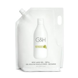 G&H™ G&H REFRESH+™ Duschgel Nachfüllbeutel