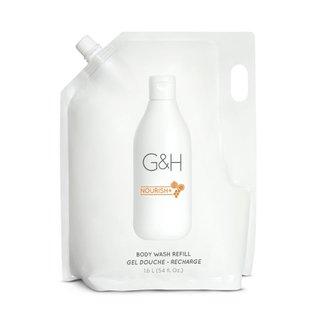 G&H™ G&H NOURISH+™ Duschgel Nachfüllbeutel