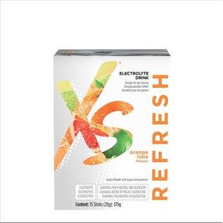 XS™ Sports Nutrition Elektrolyt Drink mit Orangen-Limettengeschmack XS™