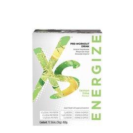 XS™ Sports Nutrition Pre-Workout Drink mit Zitronen-Limettengeschmack XS™