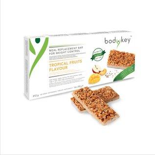 bodykey™ bodykey by NUTRILITE™ Mahlzeitersatz-Riegel – Tropische Früchte