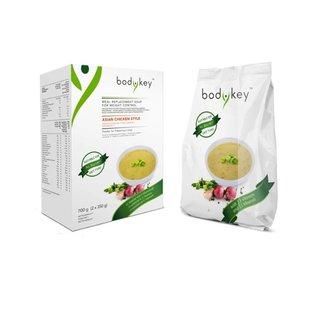 bodykey™ Mahlzeitersatz-Suppe Asiatisches Hühnchen bodykey by NUTRILITE™