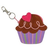 Stephen Joseph Portemonneetje Penny Pal Cupcake