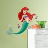 Disney Muurstickers Kleine Zeemeermin XXL