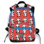 Pick & Pack Kinderrugzak Panda Rood