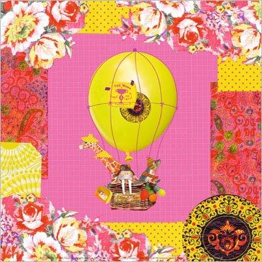 Nouvelles Images Poster Hot-air balloon trip