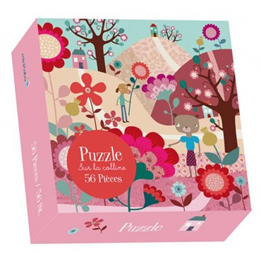 Mini Labo Puzzel Sur La Colline