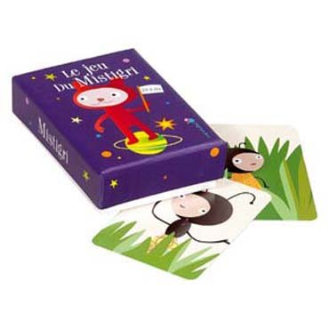 Mini Labo Kaartspel Mistigri (zwarte Piet)