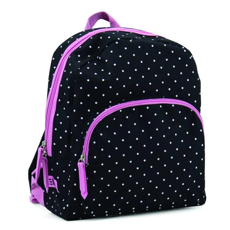 Zebra Trends Kinderrugzak Girls Dot pink