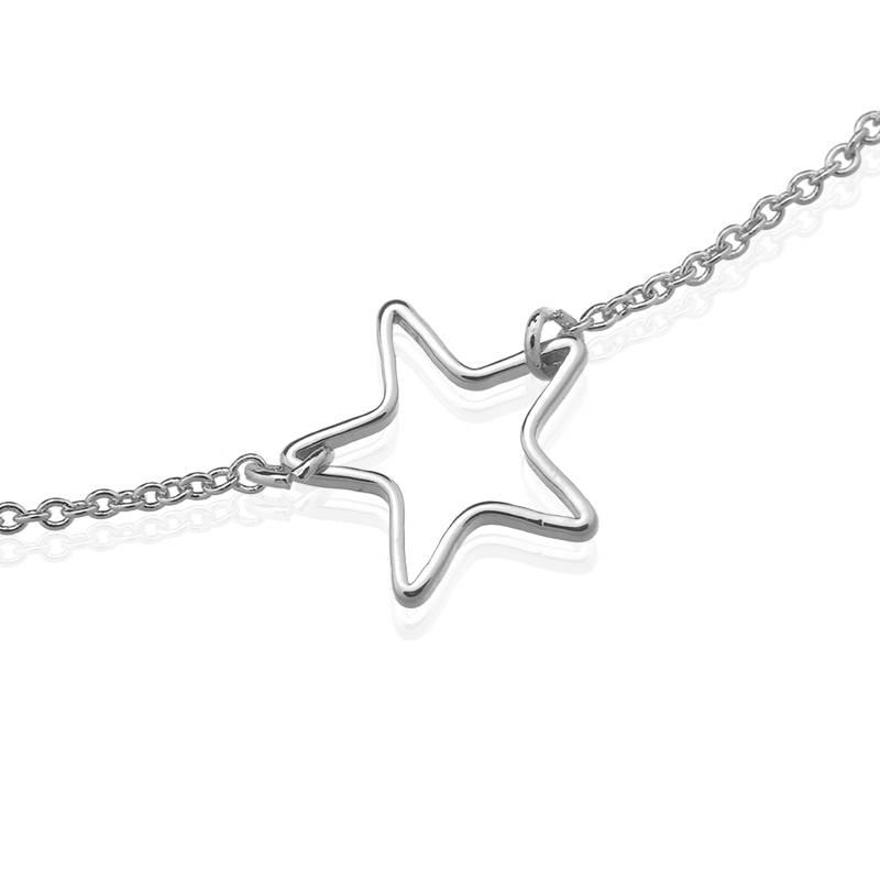 Armband Little Star zilver
