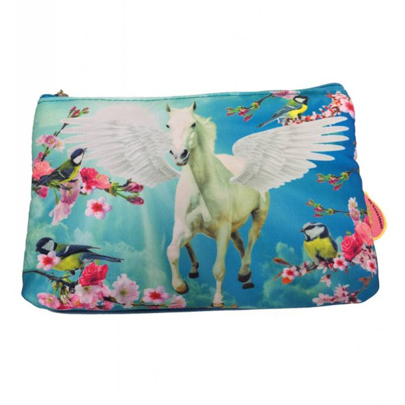 De Kunstboer Etui/toilettas Pegasus