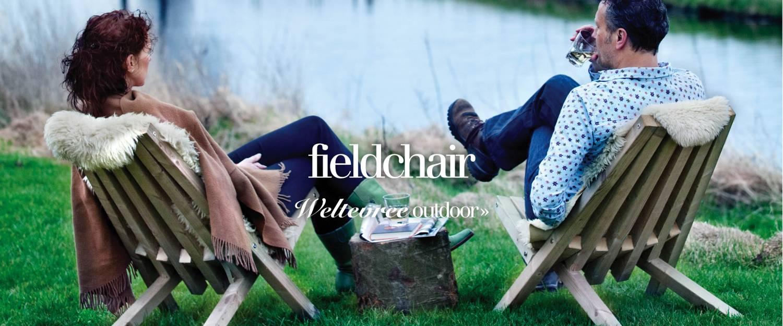 Fieldchair chaise de jardin ou terrasse