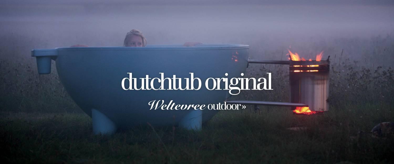 Dutchtub Original bain d'extérieur