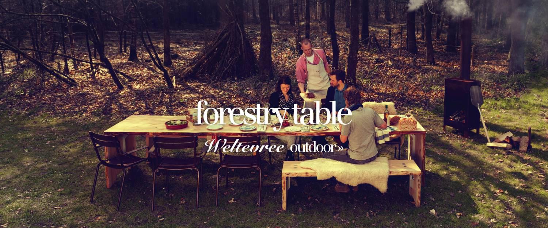 Table a manger exterieur salon de jardin terrasse