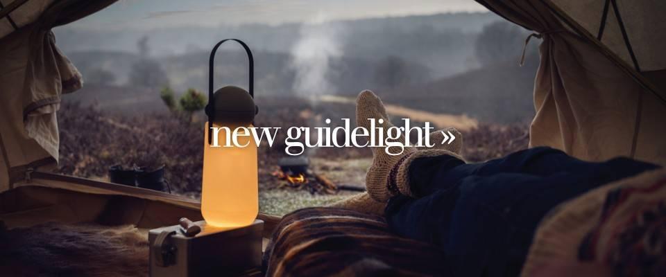 Guidelight Lampe baladeuse extérieur
