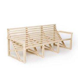 Patiobench 4-5 Seater