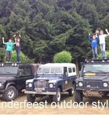 VARG Kinderfeestje Outdoorstyle