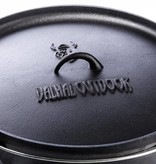 Valhal Outdoor Dutch oven Valhal 18 ltr