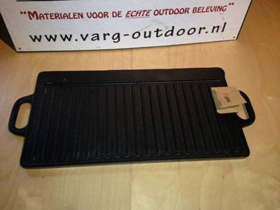 VARG Dutch oven Grillplaat