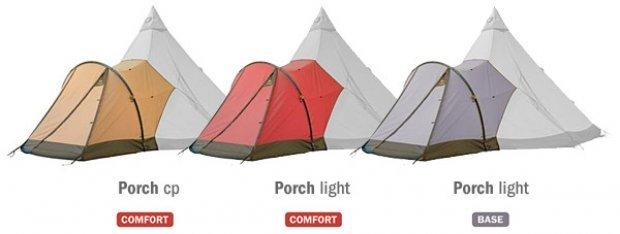 Tentipi Tentipi Porch Comfort CP