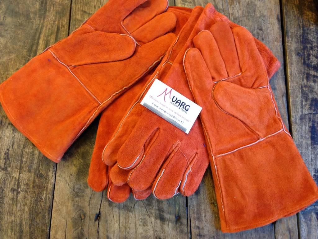 VARG Outdoor cooking handschoen Red